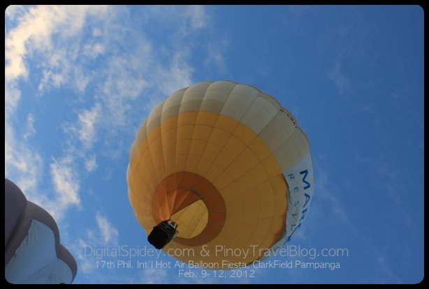 Philippine Friendship Balloon Festival 2014