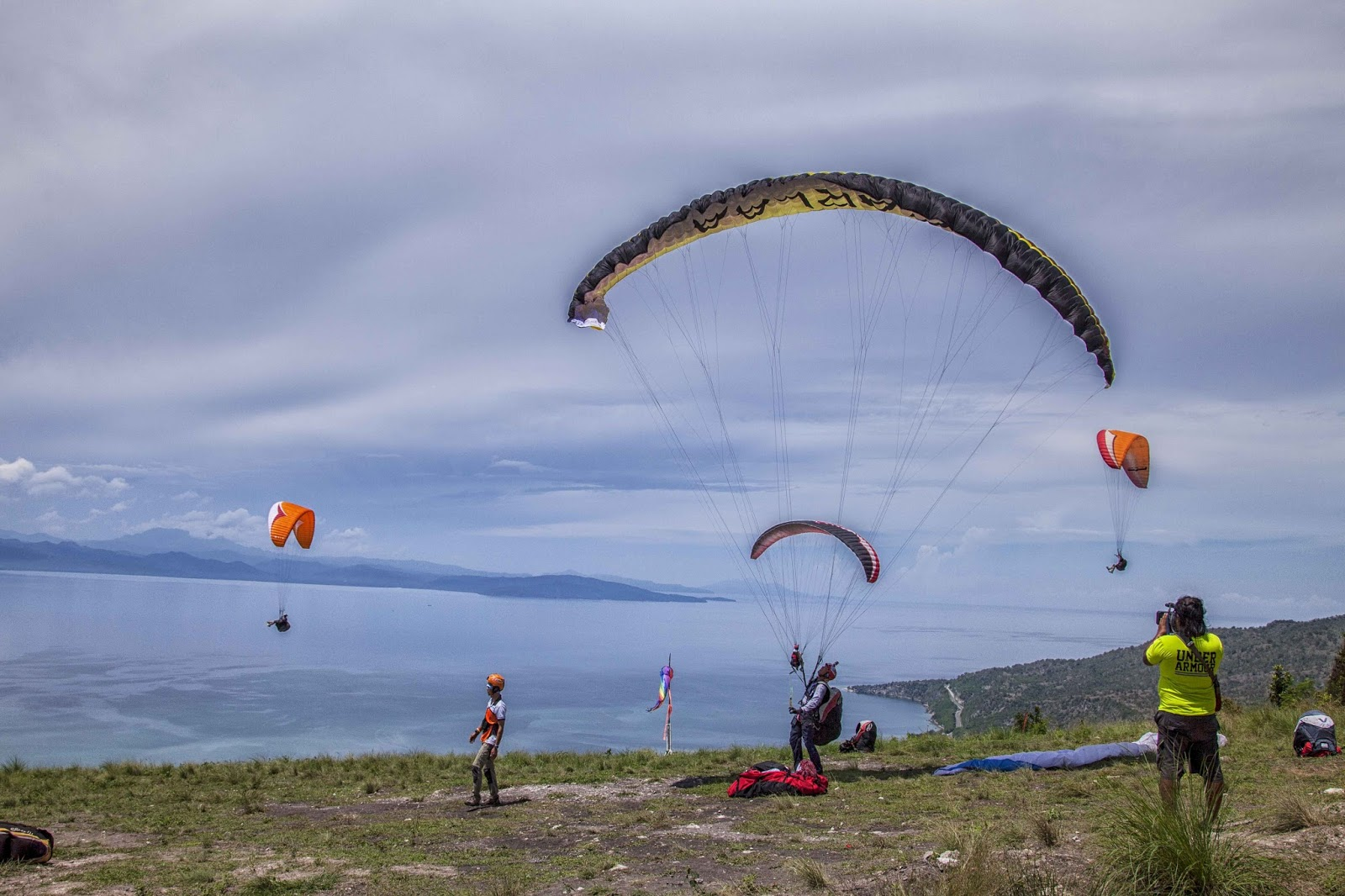 Paragliding – one of the things in Bucket list