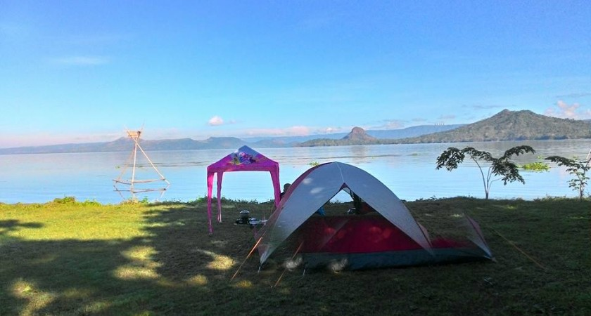 Places to stay in when you are in Taal Lake, Batangas