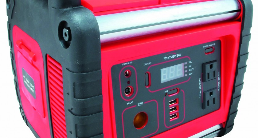 Promate 240.. the safe and reliable Back Up Power Solution