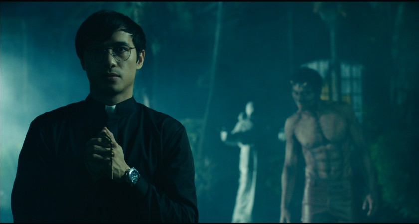 Kean Cipriano from Callalily is in the movie Echorsis
