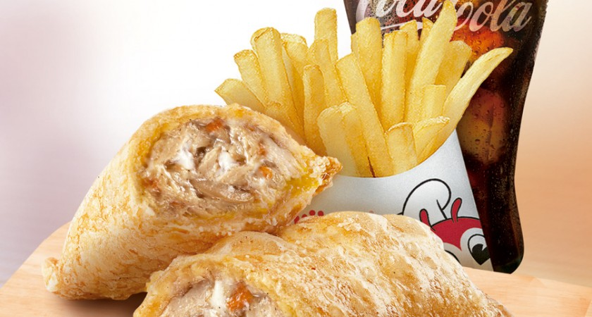 Enjoy a Tuna Pie from Jollibee this Lenten Season