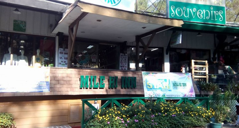 Mile Hi Inn, a Hotel in Camp John Hay, Baguio City