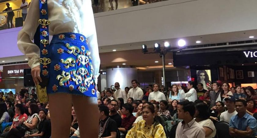 Fashion Designers of the Philippines (FDAP) partners with the Filipino Heritage Festival