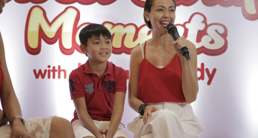 The Jollibee family just got bigger with Jodi and Thirdy