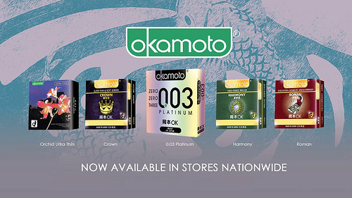 Okamoto Launches new TVC for the Philippines
