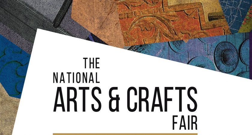 DTI and MSME's fair at the SikatPinoy National Arts & Crafts Fair in Megamall
