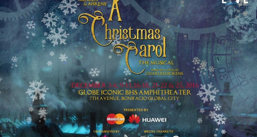 The True Meaning of Christmas: A Christmas Carol the Musical 2016