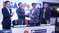 Philippine Basketball Association (PBA) and Huawei forge partnership