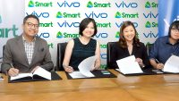 Vivo and Smart Tie up to bring LTE closer to Filipinos