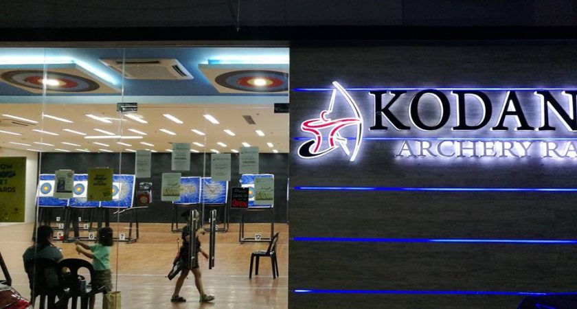 Kodanda Archery at Mall Of Asia