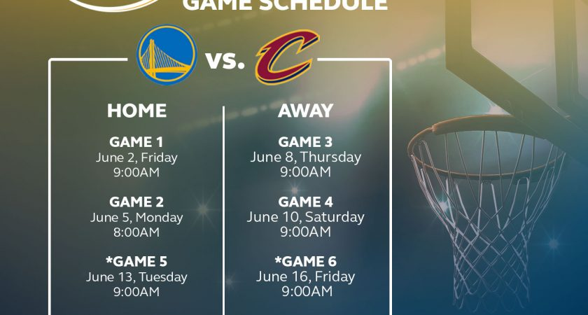 Enjoy the NBA finals in the comfort of your pajamas and beer